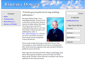 Barbara Dorger home page