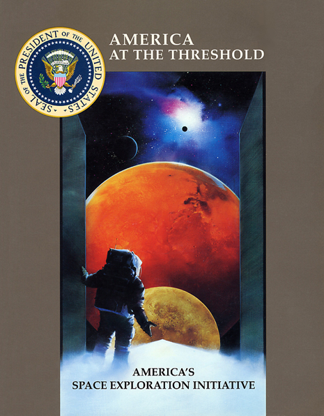 America at the Threshold report cover